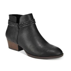 Style & Co. Fellicity Closed Toe Ankle Booties